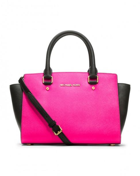 bolsa-mk-preto-pink