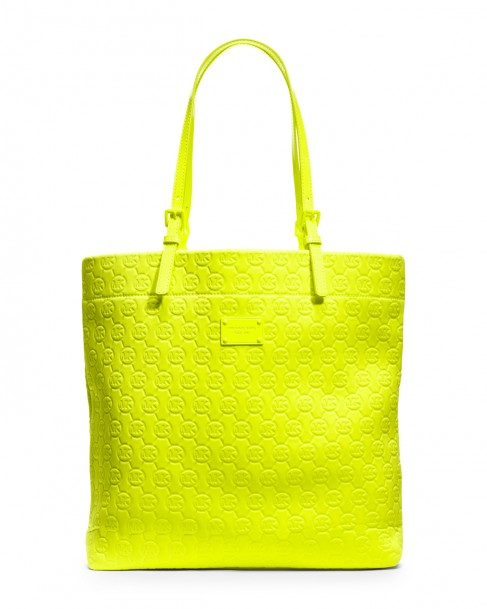 bolsa-mk-sacola-neon-yellow