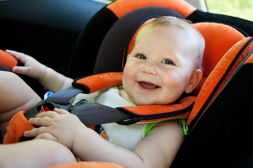 Dicas Para Uma Viagem Segura de Carro com Bebê – Informações