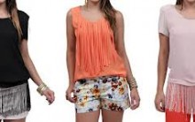 Moda Blusa com Franjas – Modelos e Dicas de Como Usar