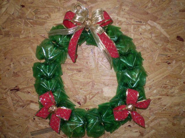 Decoração Para o Natal com Material Reciclado e Descartável - Dicas, Fotos e Como Fazer
