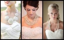 Tendência: Maxi Colar Para Noivas – Fotos e Dicas de Como Usar