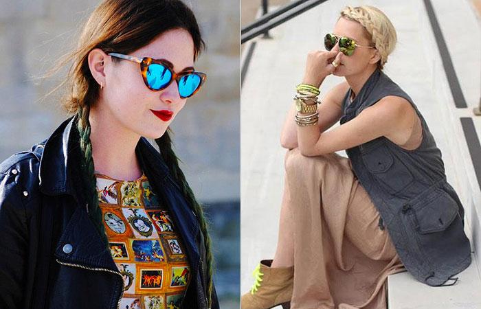 Modelos de Óculos Espelhados Para o Verão – Fotos e Dicas de Como Usar
