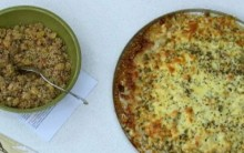 Ana Maria Braga Ensina a Fazer Pizza de Peixe da Mãe de Luan Santana – Programa Mais Você 01/11/2013 – Receita