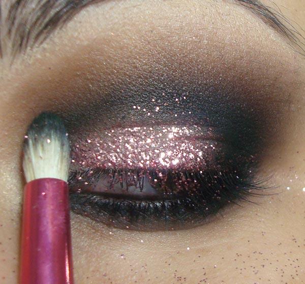 Maquiagens Com Glitter – Dicas, Como Fazer e Vídeo