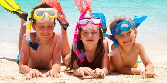 criancas-praia-quais-cuidados-tomar