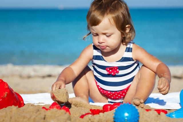 Dicas e Cuidados com Crianças na Praia – Informações e Segurança
