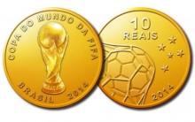 Moedas Comemorativas da Copa do Mundo 2014 – Fotos e Divulgação do Banco Central