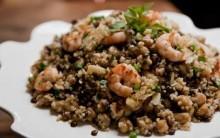Salada de Grãos – Ingredientes da Sorte – Receita Para o Ano Novo