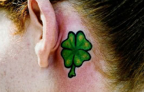 tatuagem-trevo-da-sorte