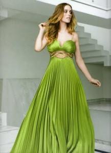 vestido-festa-plissado