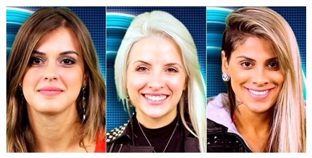Enquête do paredão bbb 14 - big brother brasil 2014. Participar da votação. Angela - Clara - Vanessa