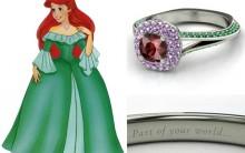 Alianças das Princesas Disney – Fotos e Informações