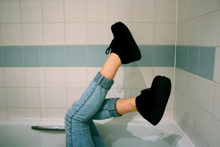 Moda Sapatos Creepers Femininos – Fotos e Como Usar