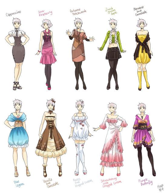 modelos-roupa-anime