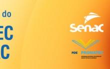 Pronatec Senac SP 2014 – Cursos Gratuitos – Quais os Cursos e Como Se Inscrever