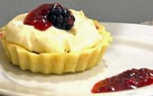 Receita Torta de Mascarpone Ana Maria Braga – Programa Mais Você em 13/01/2014 – Como Fazer