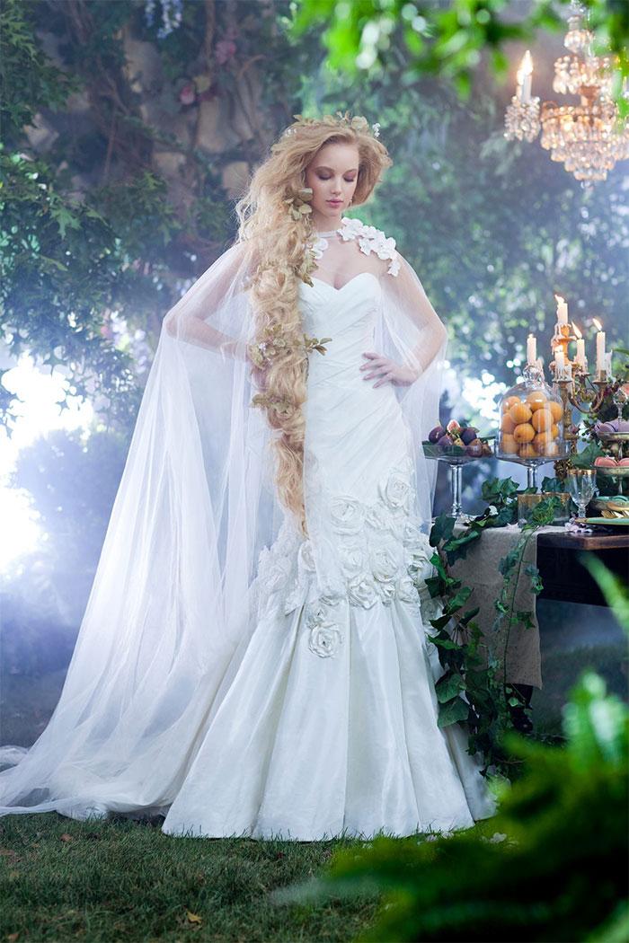 vestido-noiva-disney-rapunzel