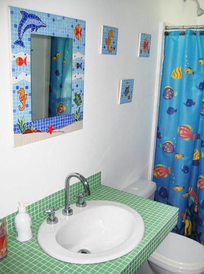 Modelos de Decoração de Banheiro Infantil – Fotos e Dicas