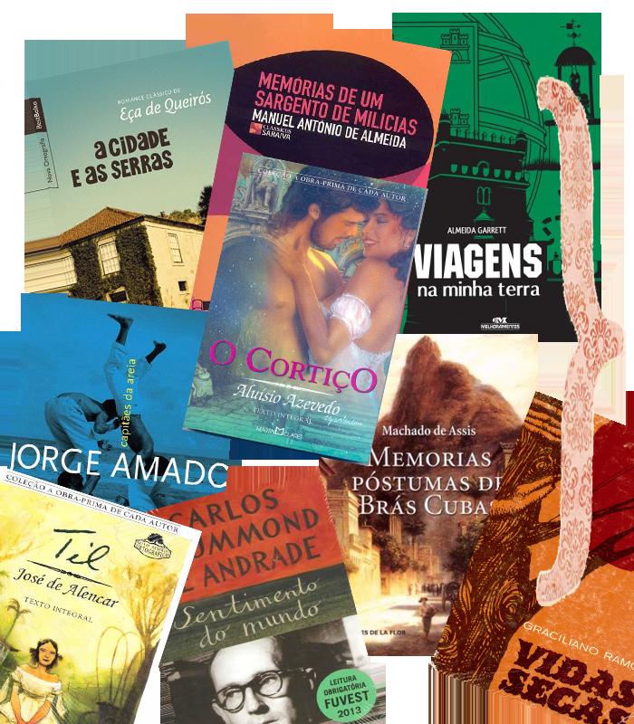 Quais os Livros Mais Pedidos em Vestibulares – Dicas