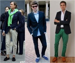 look-masculino-com-blazer-e-mocassim