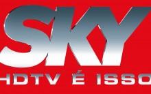 Assinatura Sky HDTV – TV Digital – Pacotes, Preços e Como Assinar