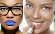 Batom Para Mulheres de Pele Negra – Dicas de Como Usar