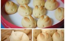 Receita Para a Páscoa de Pão de Cenoura em Formato de Coelho – Como Fazer