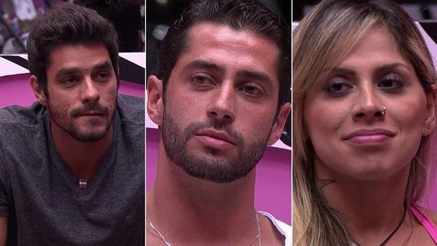 Paredão BBB 2014: Diego x Marcelo x Vanessa – Como Votar