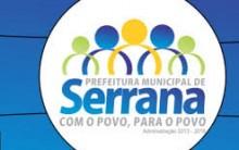Prefeitura de Serrana Concurso Público 2014 – SP – Vagas e Inscrições