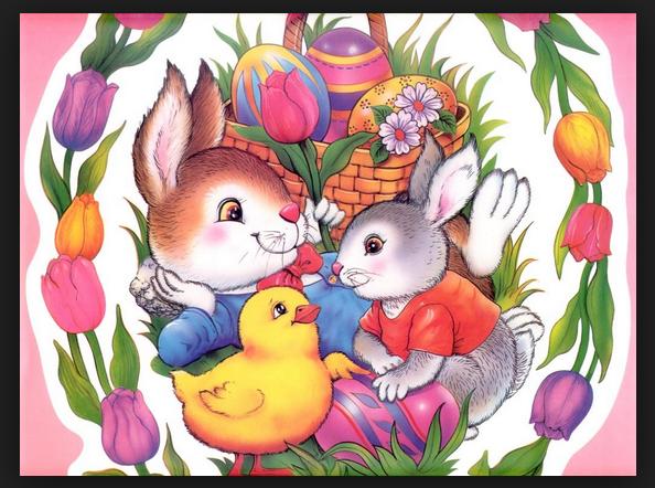 Decoração Para a Páscoa 2014 – Fotos e Como Fazer. Ilustração