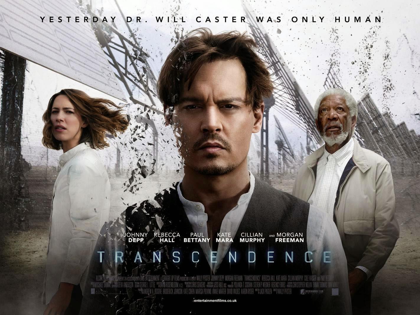 Transcendence: A Revolução – Sinopse, Elenco e Trailer