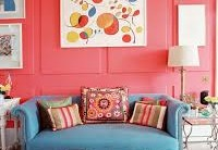 Como Decorar Sua Sala de Estar Colorida – Dicas
