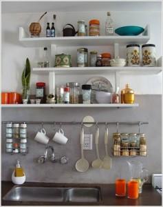 decoracao-cozinha-sem-armario