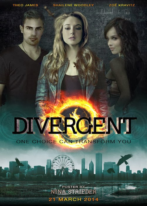 Filme Divergente – Sinopse, Curiosidades e Trailler