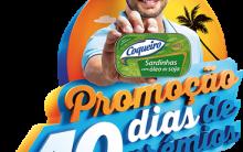40 Dias de Prêmios Coqueiro – Promoção – Premiação e Como Participar
