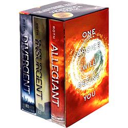 Trilogia Divergente – Sinopses dos Livros