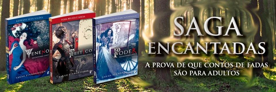 Saga Encantadas – Sinopse dos Livros