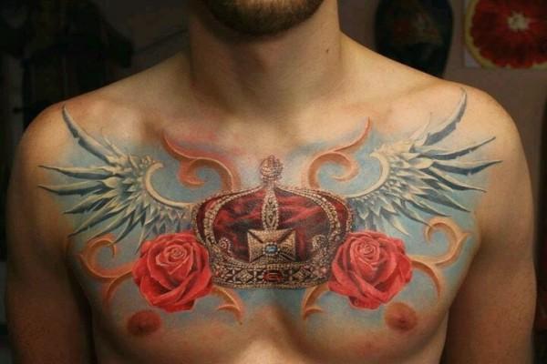 tatuagem-coroa-3d