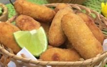 Croquete de Carne Feita Na Panela de Pressão-Ana Maria Braga- 16/06/2014 – Receita