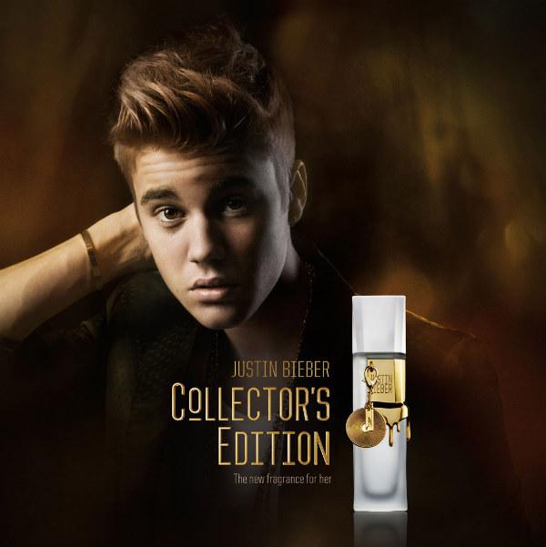 Perfume Collector's Edition by Justin Bieber – Lançamento e Outras Fragrâncias