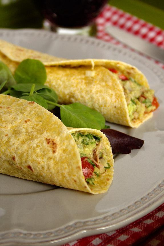 Taco de Abacate e Atum – Receita Fácil e Rápida