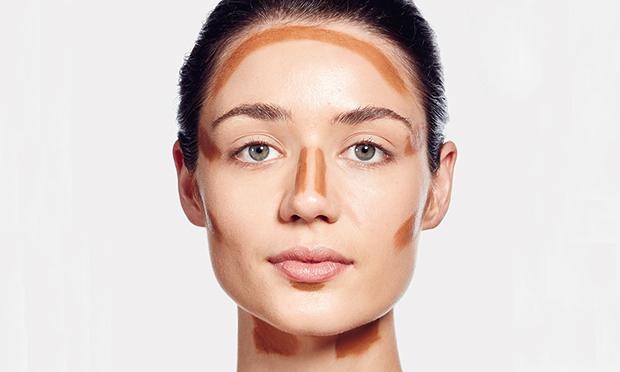Maquiagem-contorno- passo a passo