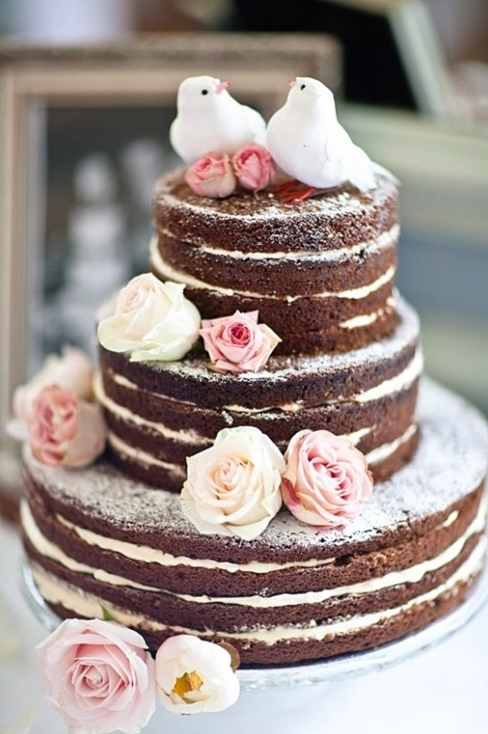 Naked Cake – O Que É e Como Fazer