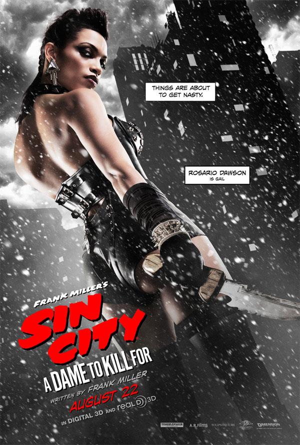 Filme Sin City 2 – A Dama Fatal – Sinopse, Elenco e Trailer