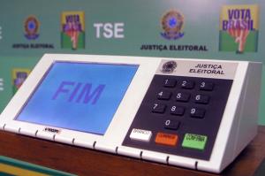 Eleições de 2014. Resultado Da Apuração Dos Votos. Urna Eletrônica