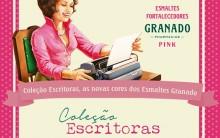 Escritoras Esmaltes Granado – Coleção, Preço e Onde Comprar