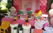 Peppa Pig Decoração Festa Infantil – Fotos e Como Preparar
