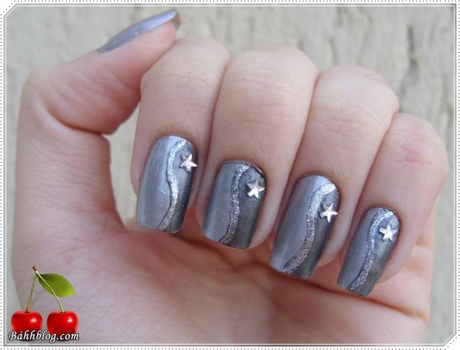 Unhas-pintadas-natal-prata