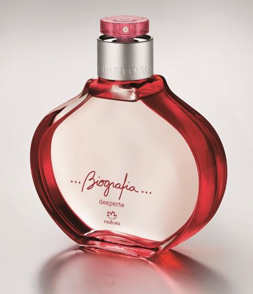 Perfume Biografia Desperte Feminino – Lançamento e Compra Online